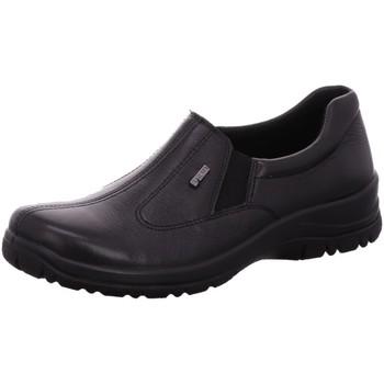Schuhe Damen Slipper Alpina Slipper Rony G 42561 schwarz