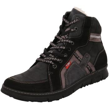 Schuhe Herren Wanderschuhe Kacper 3-3416-109+459+831-BSF schwarz