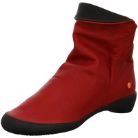 Schuhe Damen Boots Softinos Stiefeletten P900615002 rot