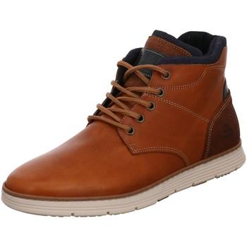 Schuhe Herren Boots Bullboxer 628K50861ACONASU00 braun