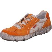 Schuhe Damen Sneaker Low Kacper Schnuerschuhe Sneaker Low 2-1356 346+705+750 orange