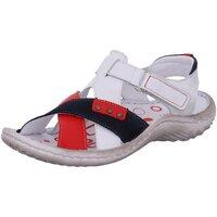 Schuhe Damen Sandalen / Sandaletten Krisbut Sandaletten 7053-2 weiß