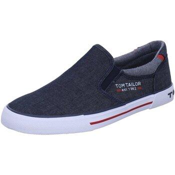 Schuhe Herren Slip on Supremo Slipper 11901 1180803 blau