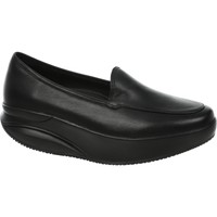 Schuhe Damen Slipper Mbt 702673-03C Nero