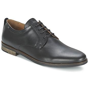 Schuhe Herren Derby-Schuhe Schmoove DIRTYDANDY STATION Schwarz