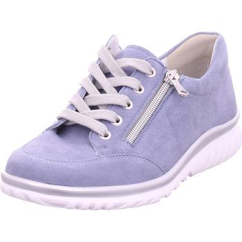 Schuhe Damen Sneaker Low Semler - L5035-042 blau