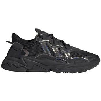 Schuhe Herren Sneaker Low adidas Originals Ozweego Schwarz
