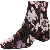 Schuhe Damen Low Boots Pedro Miralles Stiefeletten 24402 bunt