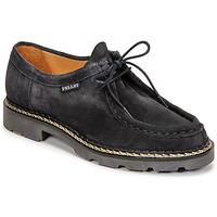 Schuhe Herren Derby-Schuhe Pellet Macho Blau
