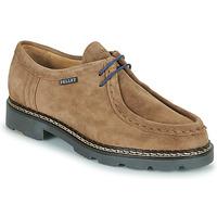 Schuhe Herren Derby-Schuhe Pellet Macho Beige