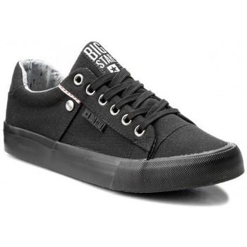 Schuhe Damen Sneaker Low Big Star AA274513 Graphit