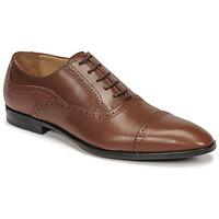 Schuhe Herren Richelieu Pellet ALEX Braun