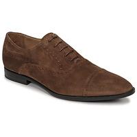 Schuhe Herren Richelieu Pellet ALEX Beige