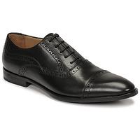 Schuhe Herren Richelieu Pellet ALEX Schwarz