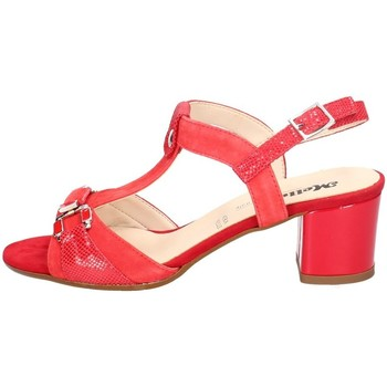 Schuhe Damen Sandalen / Sandaletten Melluso HK35067 ROT