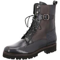 Schuhe Damen Stiefel Maripé Stiefeletten 23487-N12 grau