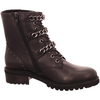Schuhe Damen Boots Spm Shoes & Boots Stiefeletten Sort.2B 21979382-01-13322-01001 schwarz