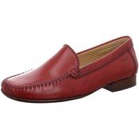Schuhe Damen Slipper Sioux Slipper CAMPINA 63113 rot
