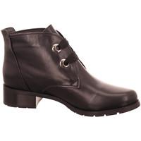 Schuhe Damen Boots Everybody Stiefeletten 11856-nero schwarz