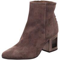 Schuhe Damen Stiefel Pedro Miralles Stiefeletten 29998-grey grau