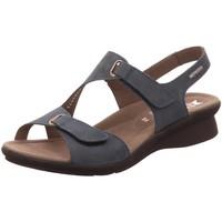 Schuhe Damen Sandalen / Sandaletten Mephisto Sandaletten Paris-6945 blau