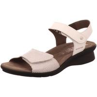 Schuhe Damen Sandalen / Sandaletten Mephisto Sandaletten Pattie-7830/7568 weiß