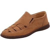 Schuhe Herren Slipper Sioux Slipper 30536 braun