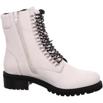 Schuhe Damen Boots Spm Shoes & Boots Stiefeletten Sort.2A 21978020-01-13322-02001 weiß