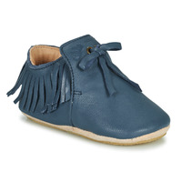 Schuhe Kinder Hausschuhe Easy Peasy MEXIBLU Blau
