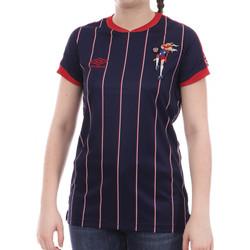 Kleidung Damen T-Shirts Umbro 773970-50 Blau