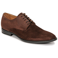 Schuhe Herren Derby-Schuhe Pellet Alibi Braun