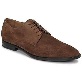 Schuhe Herren Derby-Schuhe Pellet Alibi Beige