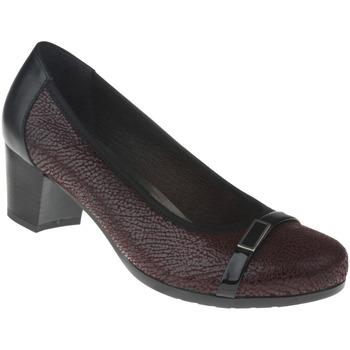 Schuhe Damen Pumps Lei By Tessamino Pumps Marika Farbe: dunkelrot dunkelrot