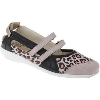 Schuhe Damen Ballerinas Natural Feet Ballerina Jackie Farbe: natur natur