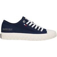 Schuhe Herren Sneaker Low Palladium 135984 Blau