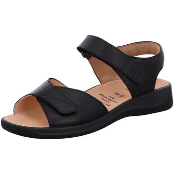Schuhe Damen Sandalen / Sandaletten Ganter Sandaletten 202591-3000 schwarz