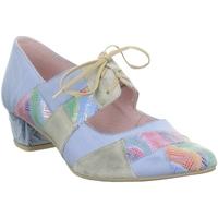 Schuhe Damen Pumps Maciejka 04469-34/00-5 blau