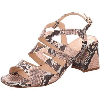 Schuhe Damen Sandalen / Sandaletten Pedro Miralles Sandaletten 13532-rosse animal