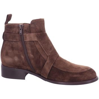 Schuhe Damen Boots Pedro Miralles Stiefeletten 25109-visione braun