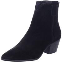 Schuhe Damen Low Boots Pedro Miralles Stiefeletten 25303-negro schwarz