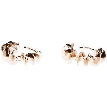 Uhren & Schmuck Damen Ohrringe Luna Collection 40374 gold