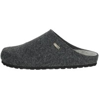 Schuhe Herren Pantoffel Uomodue BIO ECO-18 Grau