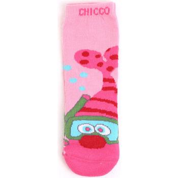 Accessoires Kinder Socken & Strümpfe Chicco 01063704000000 Rosa