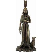 Home Statuetten und Figuren Signes Grimalt Königin Ägyptischer Nefertitis Dorado