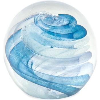 Home Statuetten und Figuren Signes Grimalt Spiral-Briefbeschwerer Azul