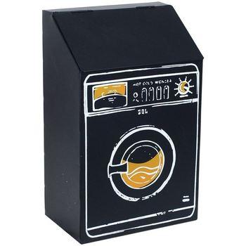 Home Koffer, Aufbewahrungsboxen Signes Grimalt Kasse Negro