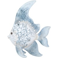 Home Statuetten und Figuren Signes Grimalt Fische Azul