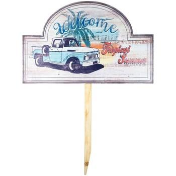 Home Gemälde, Leinwände Signes Grimalt Surf-Ornament Multicolor