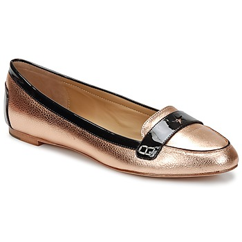 Schuhe Damen Slipper C.Petula STARLOAFER Rose