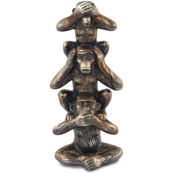 Home Statuetten und Figuren Signes Grimalt Abbildung 3 Affen Dorado